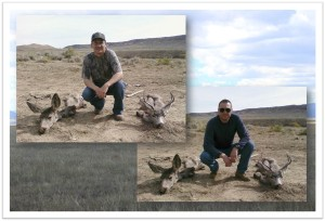 Dan and Brian 2010 WY Deer Pic